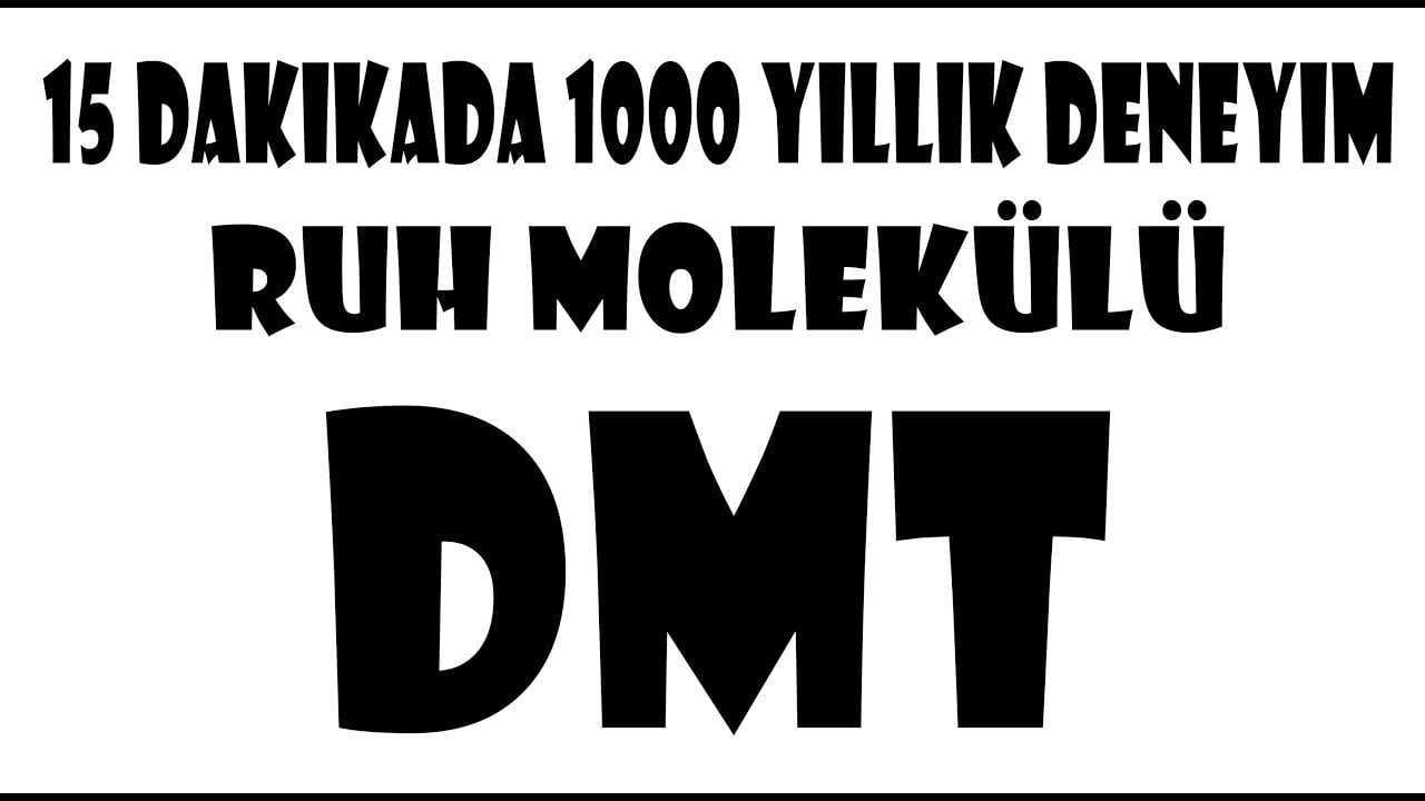 DMT ruh molekülü nedir Dmt tecrübesi yaşayanlar anlattı.DMT (Ruh) molekülü ve gizemler Bilim dünyasının yıllardır üzerinde çalıştığı
