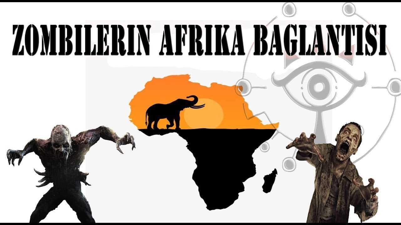 Zombilerin Afrika Kıtası bağlantısı Zombi Virüsü Deneyleri