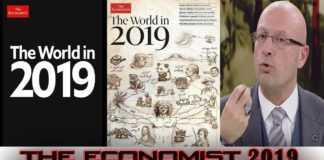 The Economist Dergisi 2019 Kapağı Gizli Şifre