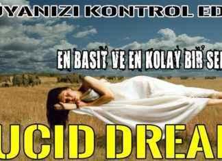Lucid Dream Bilinçli Rüya Teknikleri Yapılması Gerekenler