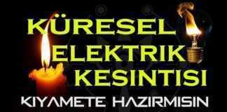 Küresel Elektrik Kesintisi