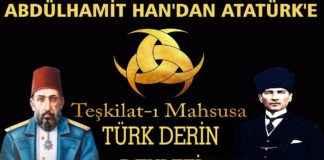 Abdülhamit Han'dan Atatürk'e – Türk derin devlet geleneği