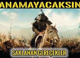 Türk Tarihi – Tarihçilerimiz Kripto YAHUDİ Sır Gibi Gizlenen