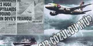 Kayıp Uçak ve Gemiler Bermuda Şeytan Üçgeni
