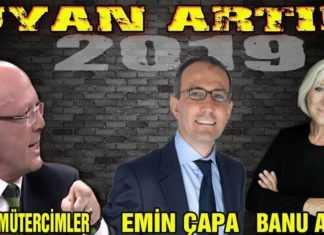 Erol Mütercimler Banu Avar Emin Çapa 2019 Türkiye