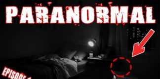Korku Dolu Anlar Kamerada Paranormal Olaylar