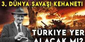 Kahin Alois Irlmaier in 3. Dünya Savaşı Kehaneti 2019 Kıyamet