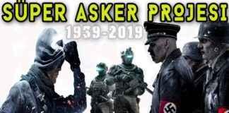 Süper Asker Projesi - Darpa zombi asker deneyleri Hiç düşündünüz mü? gelecekte askerler nasıl gözükecek? Geleceğin süper askerleri projesi hayata geçiyor