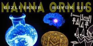 GİZLİ İKSİR - BÜYÜK SIR MANNA ORMUS Tevrat'ta ve Kuran'da geçen mucizevi çeşitli element ve sıvılarla elde edilen bir iksir. Sadece zeka geliştirmekle kalmıyor