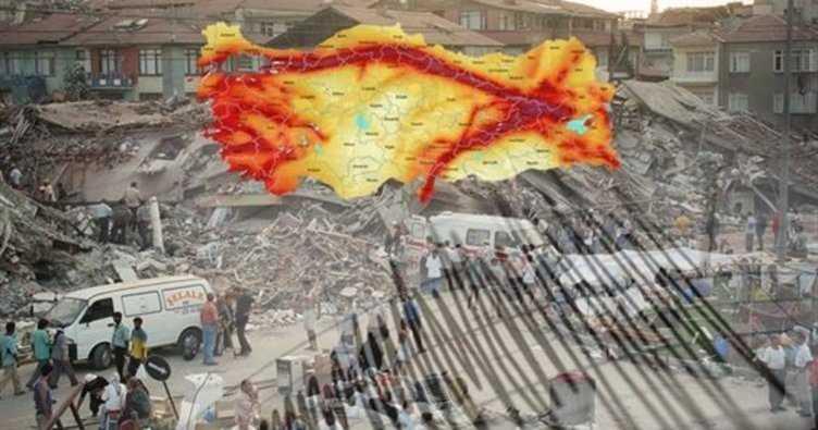 Son depremler: Balıkesir'de deprem! İstanbul'da da hissedildi!