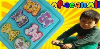 HAYVAN YERLEŞTİRME EŞLEŞTİRME OYUNU! AfacanAli Kids Tv