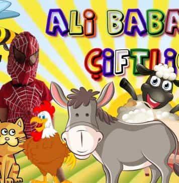 Ali Babanın Bir Çiftliği Var! Çiftliğinde neler neler var! :) AfacanAli ile Sevimli Çocuk ve Bebek Şarkıları.