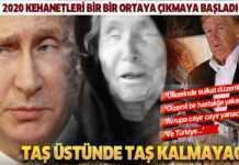 2020 Türkiye ve Dünya Kehanetleri Kahin Baba Vanga kehanetleri. Türkiye'de ve dünyada 2020 yılında neler olacak. Peki neler bekliyor 2020 yılında?