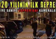 Deprem Anı Kamerada! Dün gece Manisa da ki deprem İzmir ve İstanbul da şiddetli şekilde hissedildi. Sabah saatlerinde Ankara da sallandı. Deprem Anı Kamerada! Manisa, Ankara, İzmir, İstanbul 2020