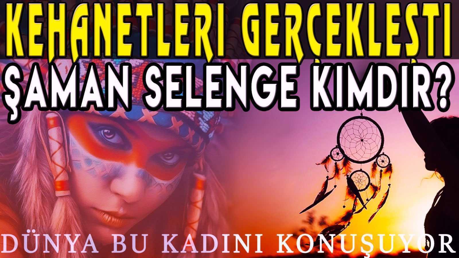 2020 Türkiye ve Dünya Kehanetleri Gerçekleşiyor! Şaman Selenge Kimdir? Kahin Baba Vanga ve Nostradamus daha öngörülü olduğu söyleniyor. 2020 kehanetleri...