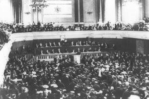1897 - Birinci Siyonizm Kongresi