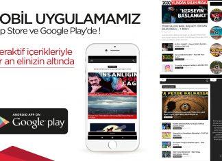Mobil Uygulamamız Yayında! Android markette yerimizi aldık