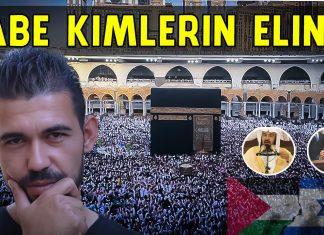 Kabe imamı Sudeys cuma günü hutbede ele aldığı konu ve söyledikleri tepkilere yol açtı. İsrail ve Filistin tarihini unutmayalım! Kabe imamı olmak Siyonist