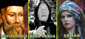 2021 TÜRKİYE VE DÜNYA KEHANETLERİ - Baba Vanga, Nostradamus, Azerbaycanlı Şaman