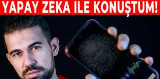 Yapay Zeka ile Konuştum! Sizden Gelen Soruları Sordum