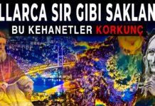 KEHANETLERİ DOĞRU MU? Aziz Malaki ve Shipton Ana Türkiye Dünya Kehanetleri