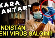 Hindistan doktorları yeni virüs salgını kara mantar hastalığı ile mücadele ediyor! Corona virüs salgınının merkez üssü Hindistan'da kara mantar kabusu