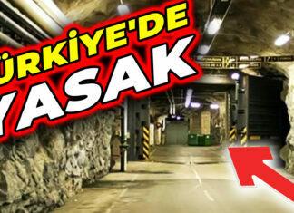 Türkiye'de Asla Gidemeyeceğiniz Girilmesi Yasak Olan Gizemli 8 Yer!